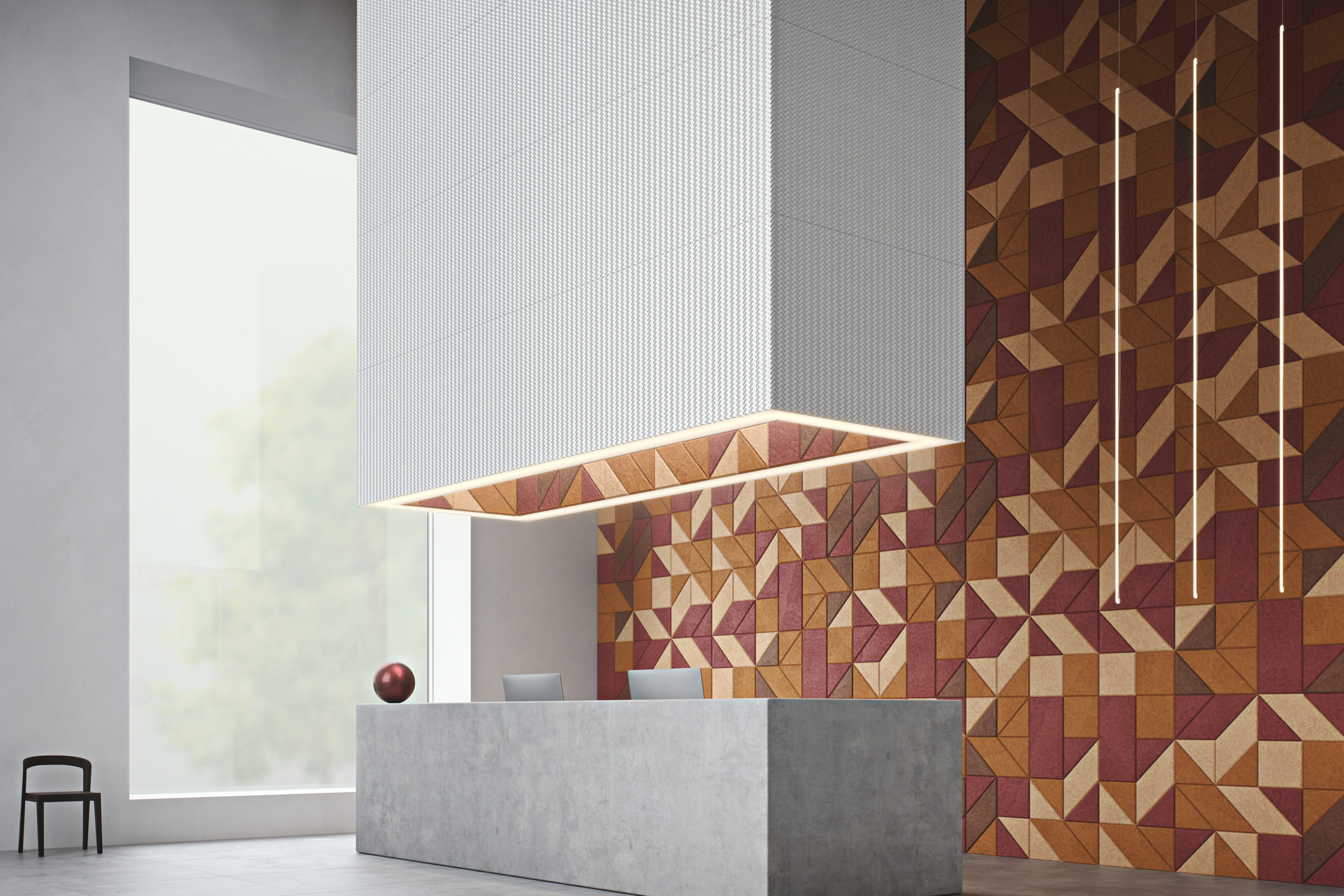 BAUX-acoustic-pulp-and-acoustic-wood-wool-tiles
